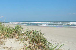 Ocracoke Beaches