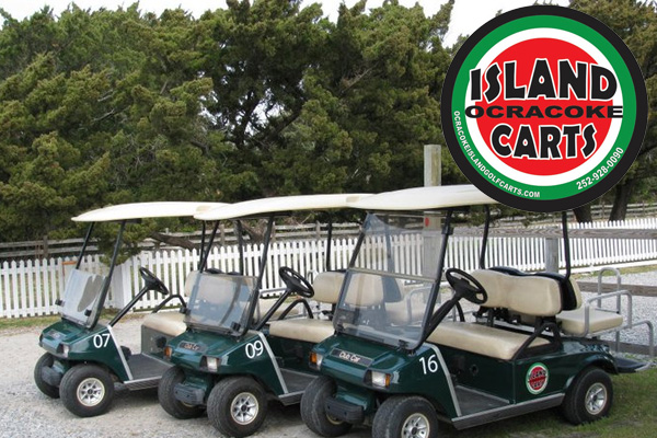 ocracoke island golf carts outer banks