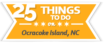 25 Things to Do Ocracoke Island, Outer Banks