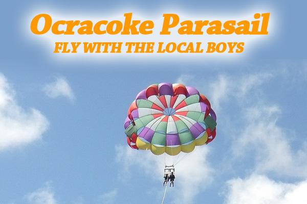 Ocracoke Parasail Outer Banks, NC