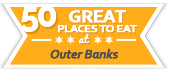 50 Great Restaurants Outer Banks NC | Visitob.com