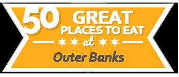50 Great Restaurants Outer Banks NC | Visitob.com