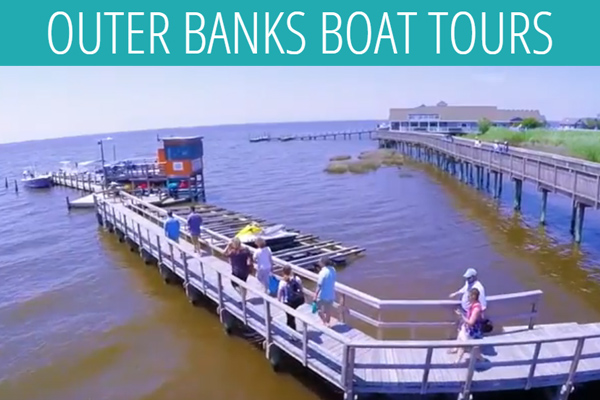 Outer Banks Boat Tours Duck NC Vineyard Cruise