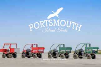 Portsmouth Island ATV Tours Outer Banks