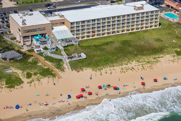 Relax And Have The Time Of Your Life At Our Ramada Plaza Nags Head Oceanfront Hotel