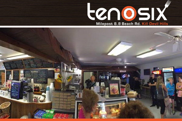 Ten O Six Beach Road Bistro Outer Banks NC