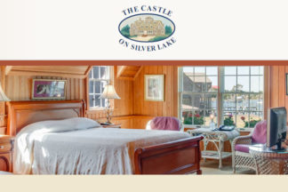 The Castle on Silver Lake Bed Breakfast Ocracoke Island NC
