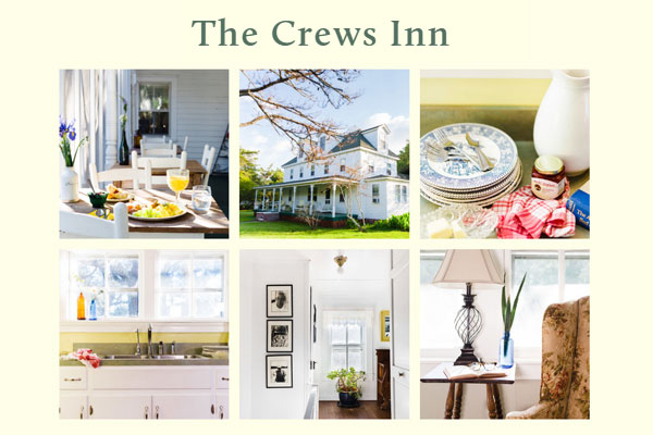 The Crews Inn Bed & Breakfast Ocracoke Island NC