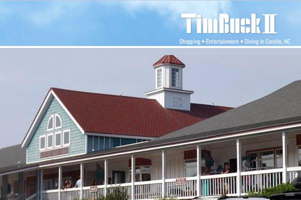 Timbuck II Shopping Village Corolla Outer Banks