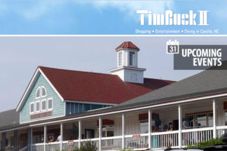 Timbuck II Shopping Village Events Corolla Outer Banks