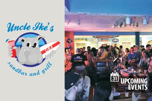 Events - Uncle Ike's Sandbar & Grill Corolla NC