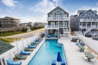 Atlantic Sunrise - Carolina Designs Vacation Rental Outer Banks
