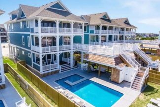 Sea Castle Carolina Designs Vacation Rental Outer Banks