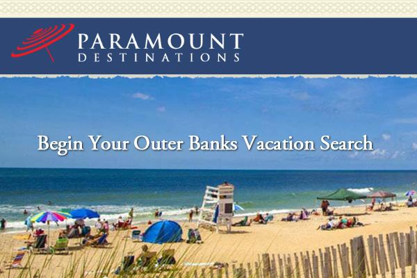 Paramount Destinations OBX Vacation Rentals
