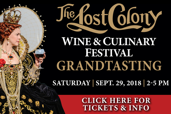 Outer Banks The Lost Colony Wine and Culinary Festival