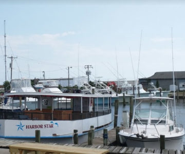 Wanchese Marina Webcam Outer Banks NC