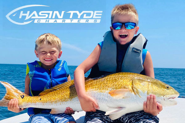 Chasin Tyde Fishing Charters - Outer Banks